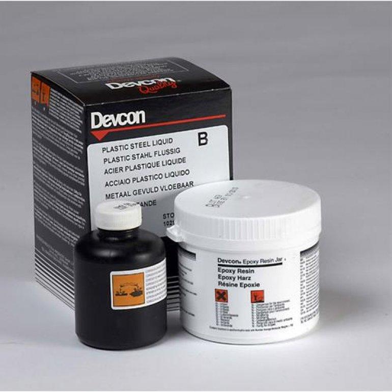 DEVCON B PLASTİC STEEL LIQUID (Plastik Çelik Sıvı)