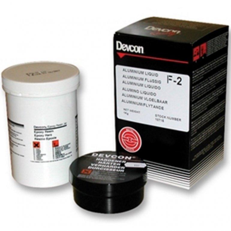 DEVCON  F-2 (Alüminyum Sıvı)