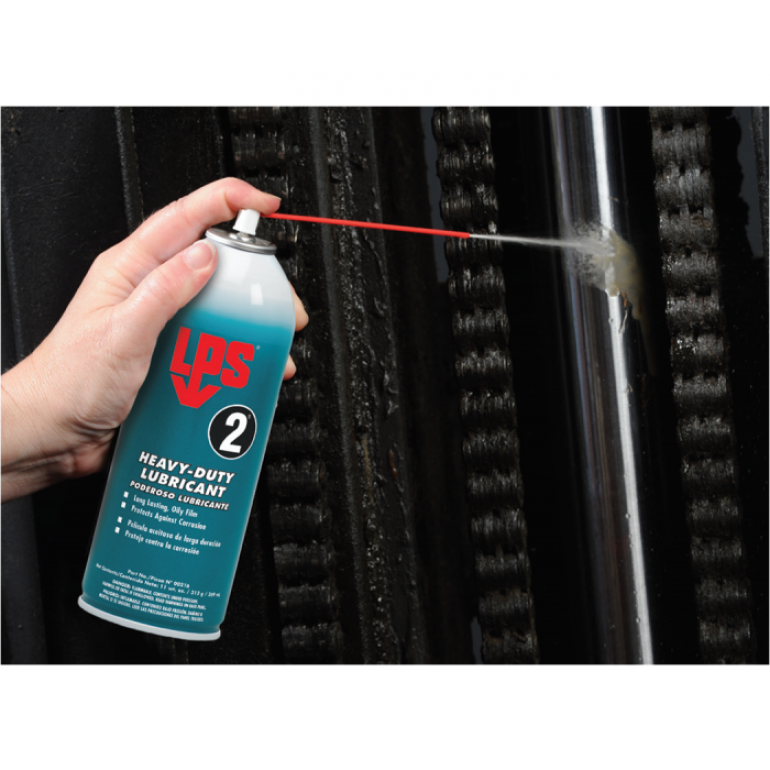 LPS 2 INDUSTRIAL STRENGTH LUBRICANT